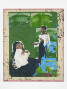 <i>The Power of My Hands</i> – Palms and Fists Raised - AWARE Artistes femmes / women artists