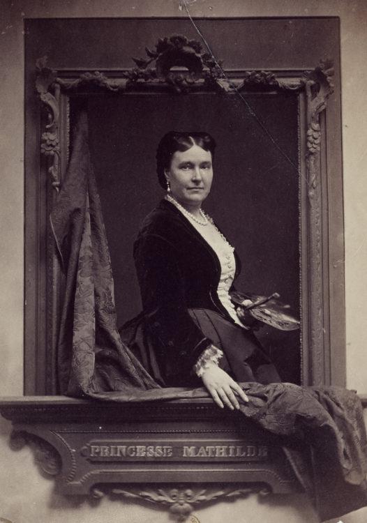 Mathilde Létizia Wilhelmine Bonaparte - AWARE