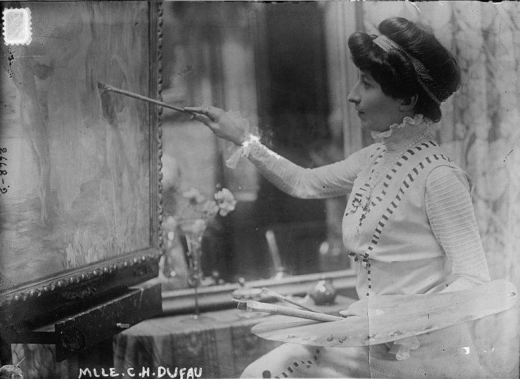 Clémentine-Hélène Dufau - AWARE