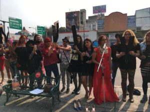 Activism and collaborative strategies for Latin American women artists - AWARE Artistes femmes / women artists