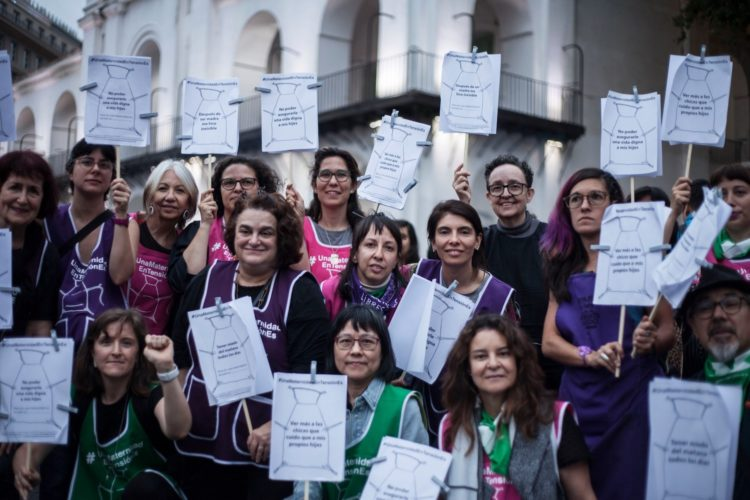 Activism and collaborative strategies for Latin American women artists - AWARE