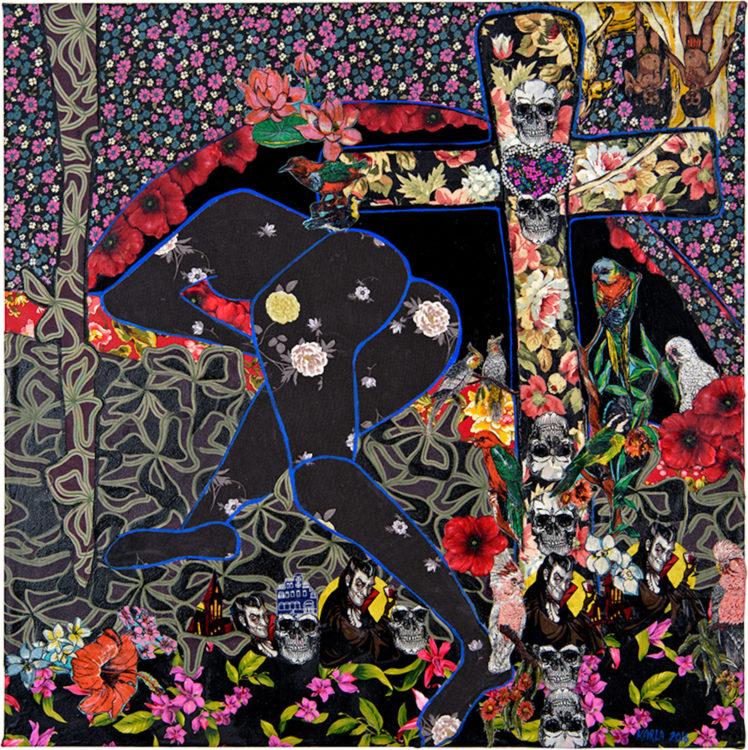 Karla Dickens — AWARE Women artists / Femmes artistes