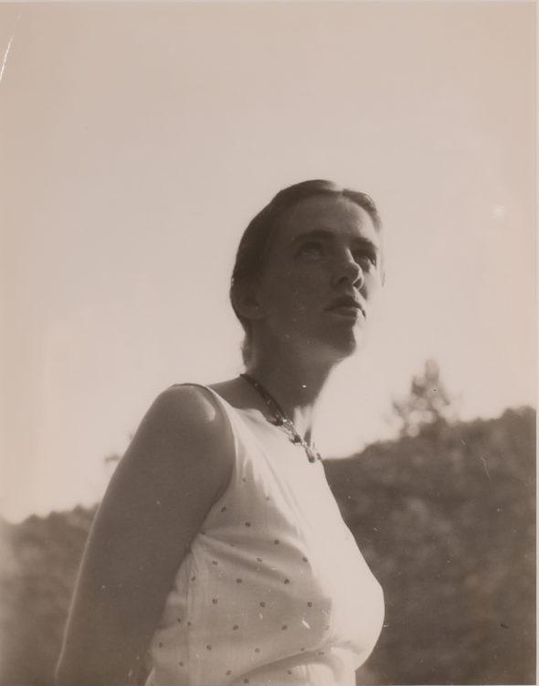 Dorothea Rockburne - AWARE