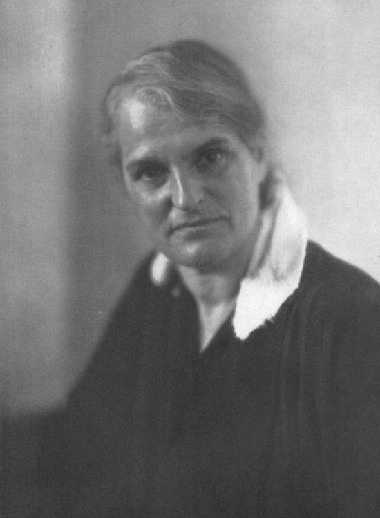 Clara Rilke-Westhoff - AWARE