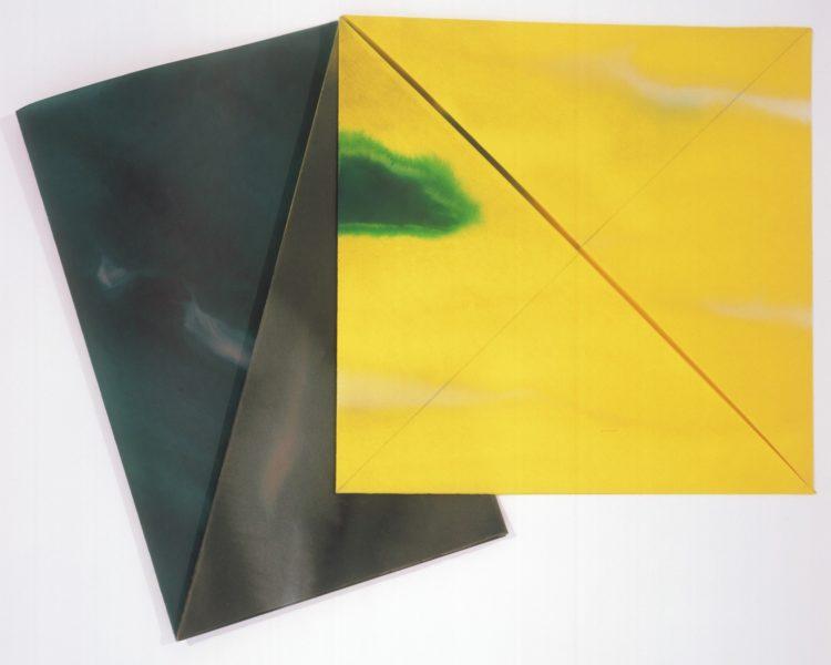 Dorothea Rockburne — AWARE Women artists / Femmes artistes