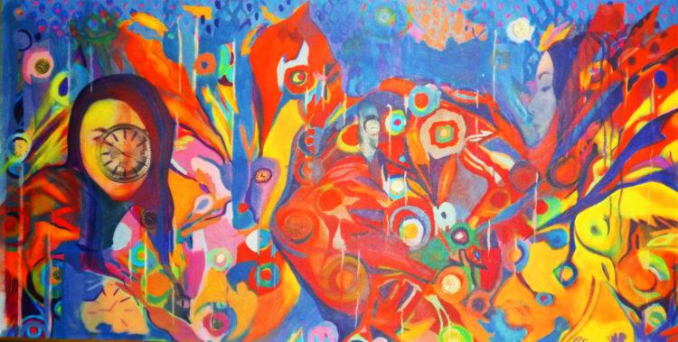 Lillian Schwartz — AWARE Women artists / Femmes artistes