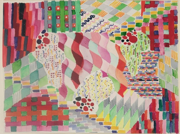Gunta Stölzl — AWARE Women artists / Femmes artistes